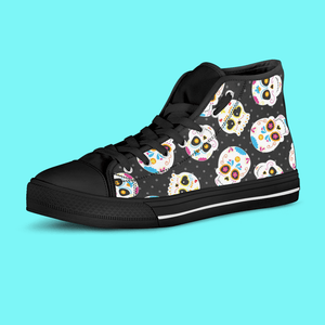 So Kawaii Shop The Kawaii Sugar Skulls Sneaker