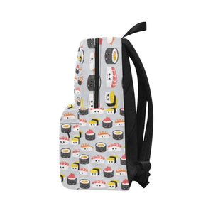 e-joyer Unisex Classic Backpack (1673) One Size The Kawaii Sushi Grey Backpack D3814189