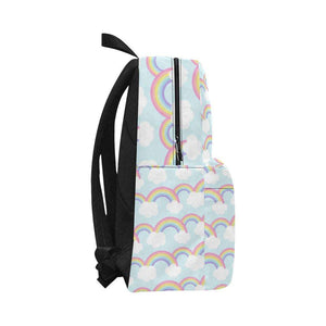 e-joyer Unisex Classic Backpack (1673) One Size The Kawaii Pastel Rainbows Backpack D3814180