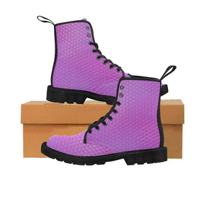 e-joyer US6.5 / Magenta Magic Kawaii Mermaid Boots D3841521