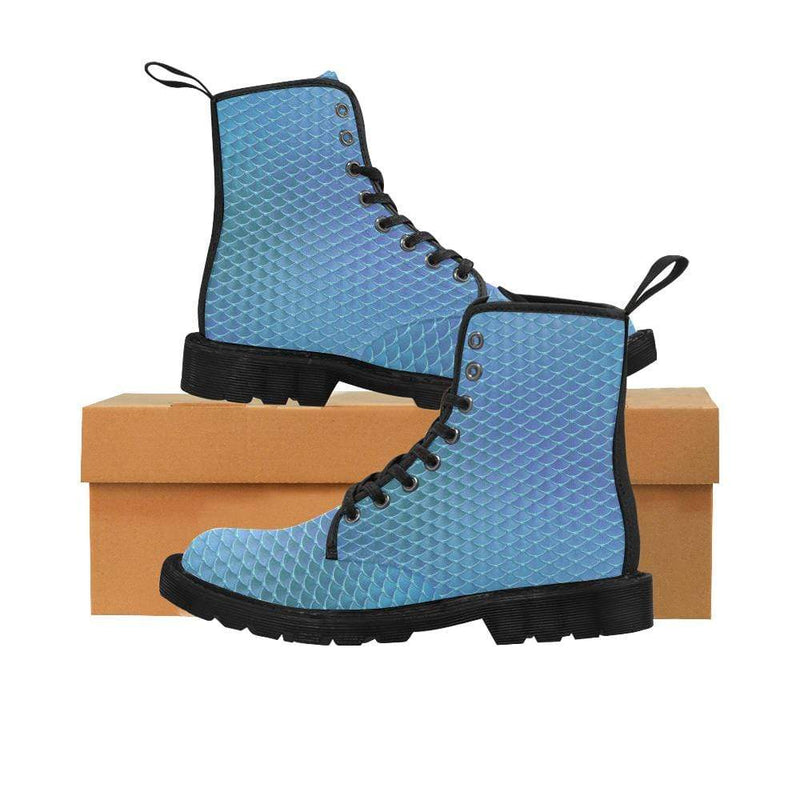 e-joyer US6.5 / Teally Lovely Kawaii Mermaid Boots D3843545