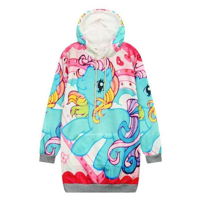 So Kawaii Shop WY0941 / One Size Kawaii Fleece Harajuku Style Hoodies 24379795-wy0941-one-size