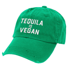Tequila is Vegan - Dad Cap