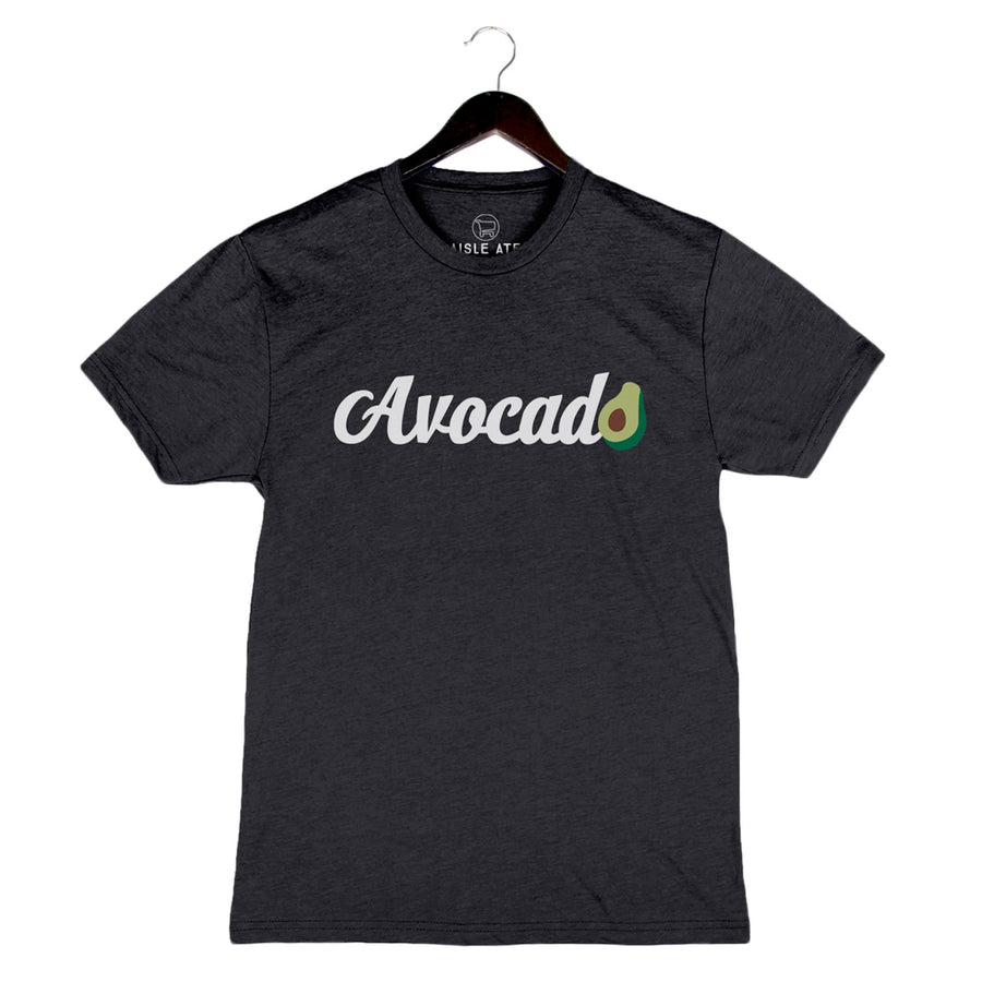 Beyond The Plate - Avocado - Unisex/Men's Crew - Black