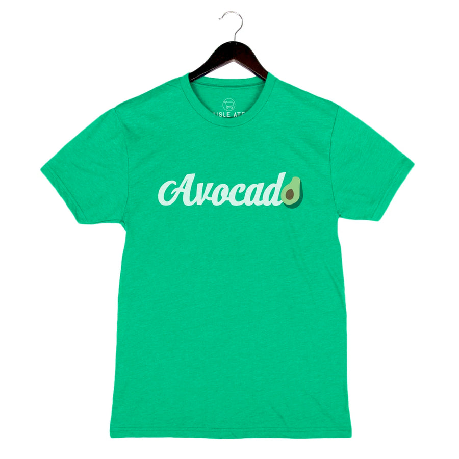 Beyond The Plate - Avocado - Unisex/Men's Crew - Green