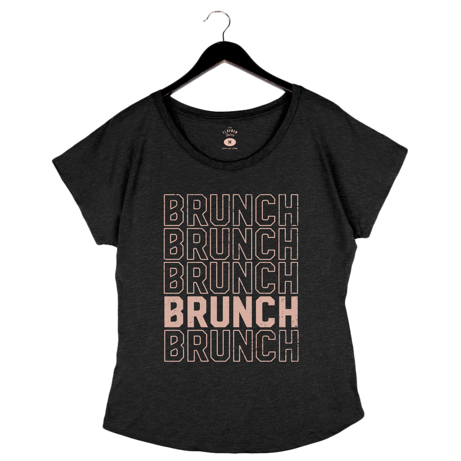 Brunch Boys - Brunch - Women's Dolman - Black