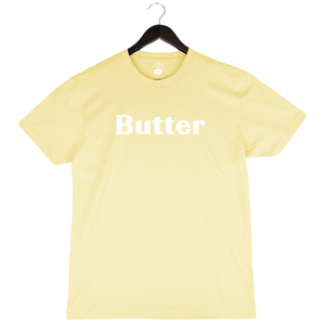 Butter - Unisex/Men's Crew - Pale Yellow