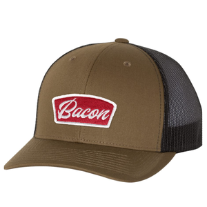 Bacon - Trucker Hat - Brown/Black
