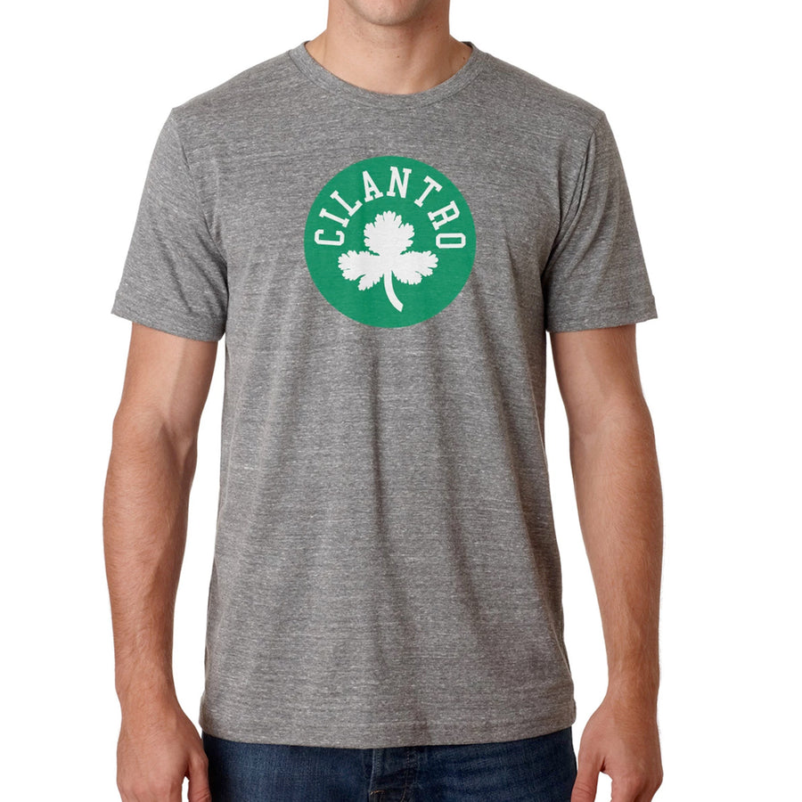 Cilantro by Matthew Jennings - Unisex/Men's Crew - Heather Grey
