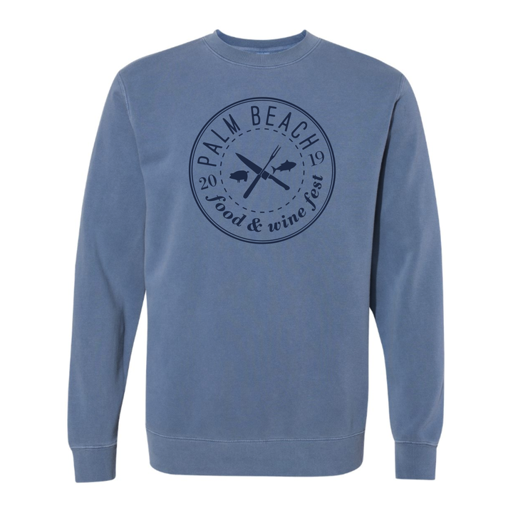 Palm Beach Food and Wine 2019 - Pigment Dyed Sweatshirt