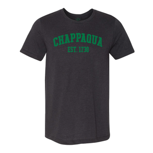 CHAPPAQUA SCHOOL FOUNDATION - EST. 1730 - Unisex Crew - Black