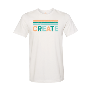 CHAPPAQUA SCHOOL FOUNDATION - Create - Unisex Crew - White