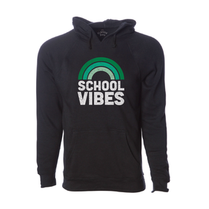 CHAPPAQUA SCHOOL FOUNDATION - School Vibes - Adult Hoodie - Black