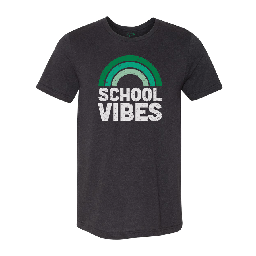 CHAPPAQUA SCHOOL FOUNDATION - School Vibes - Unisex Crew - Black