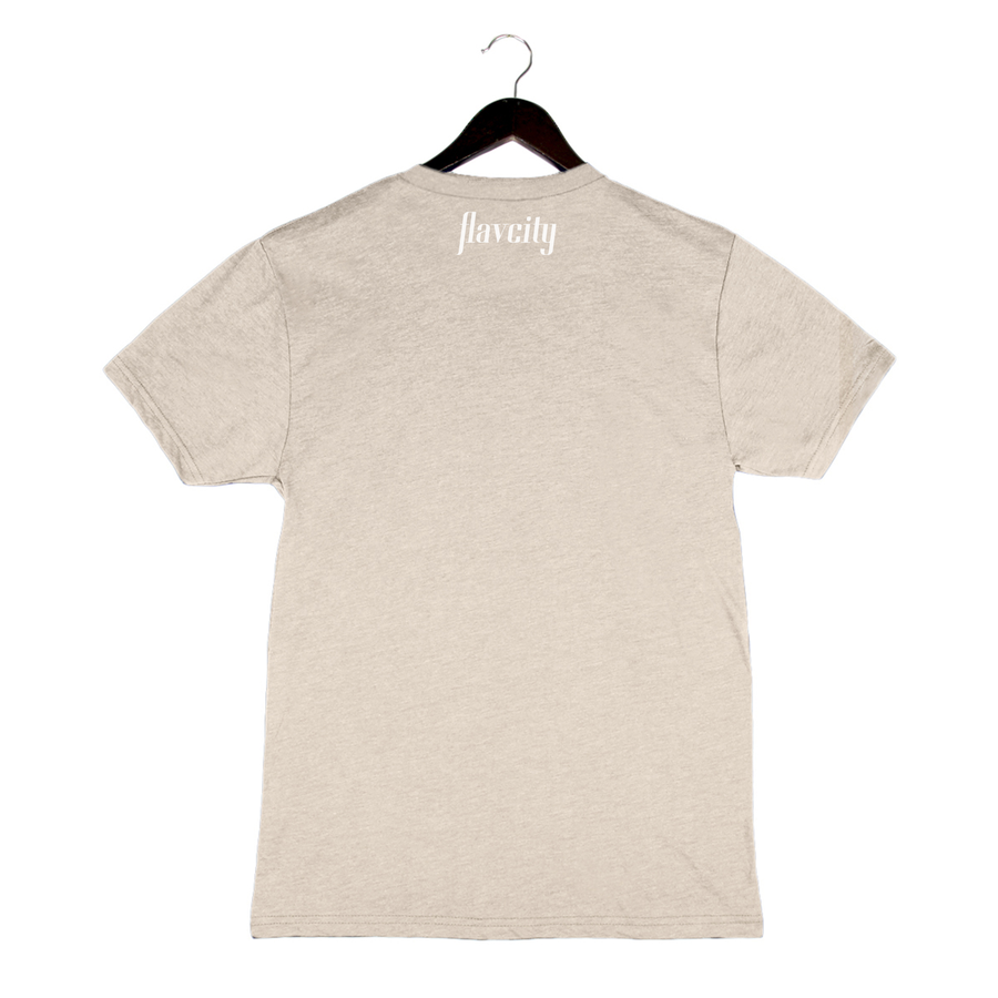 Low Carb High Class By Flavcity - Unisex/Men's Crew - Oatmeal