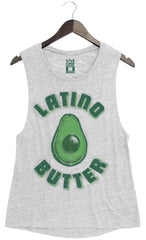 Latino Butter by Anthony Lamas - Women's Muscle Tank