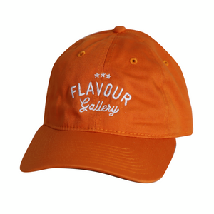 Flavour Gallery - Dad Cap - Orange