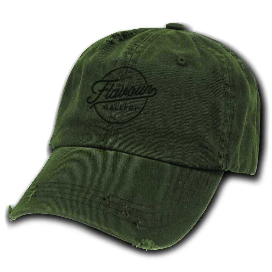 Flavour Gallery - Dad Cap - Olive