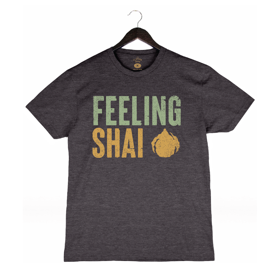 SHAI - Feeling Shai - Unisex/Men's Crew - Charcoal