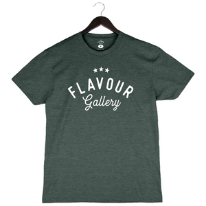 FG Star Logo - Unisex/Mens Crew - Forest Green