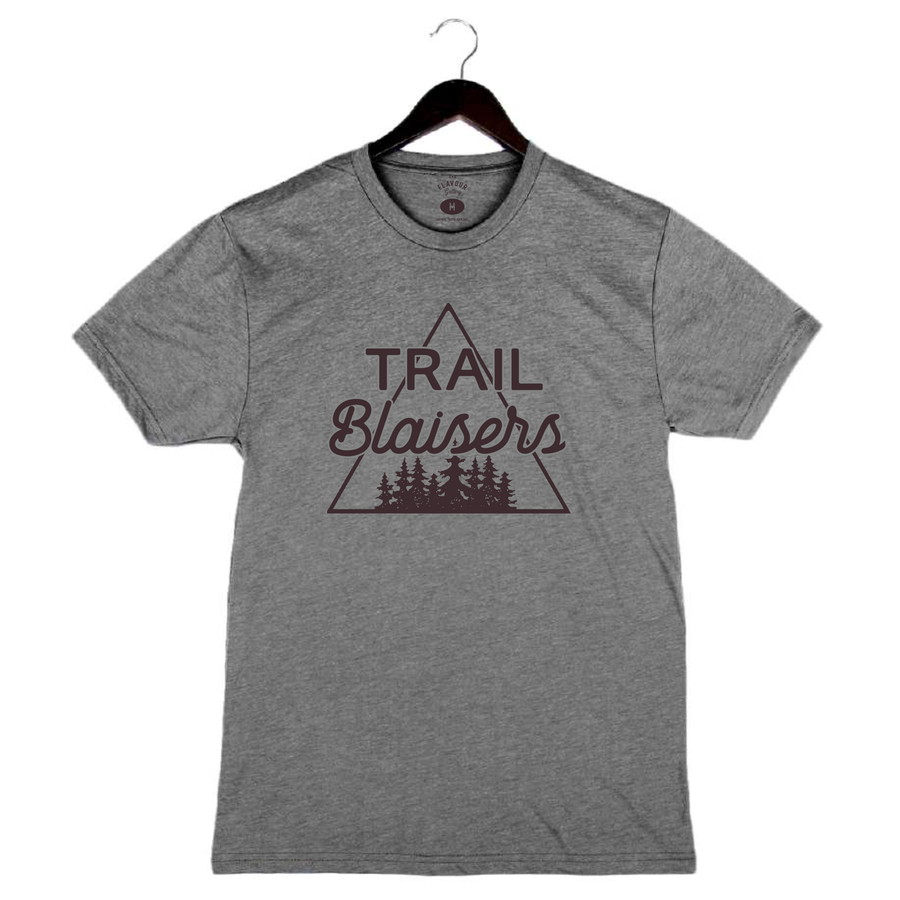 Richard Blais - Trail Blaisers - Unisex/Men's Crew - Grey