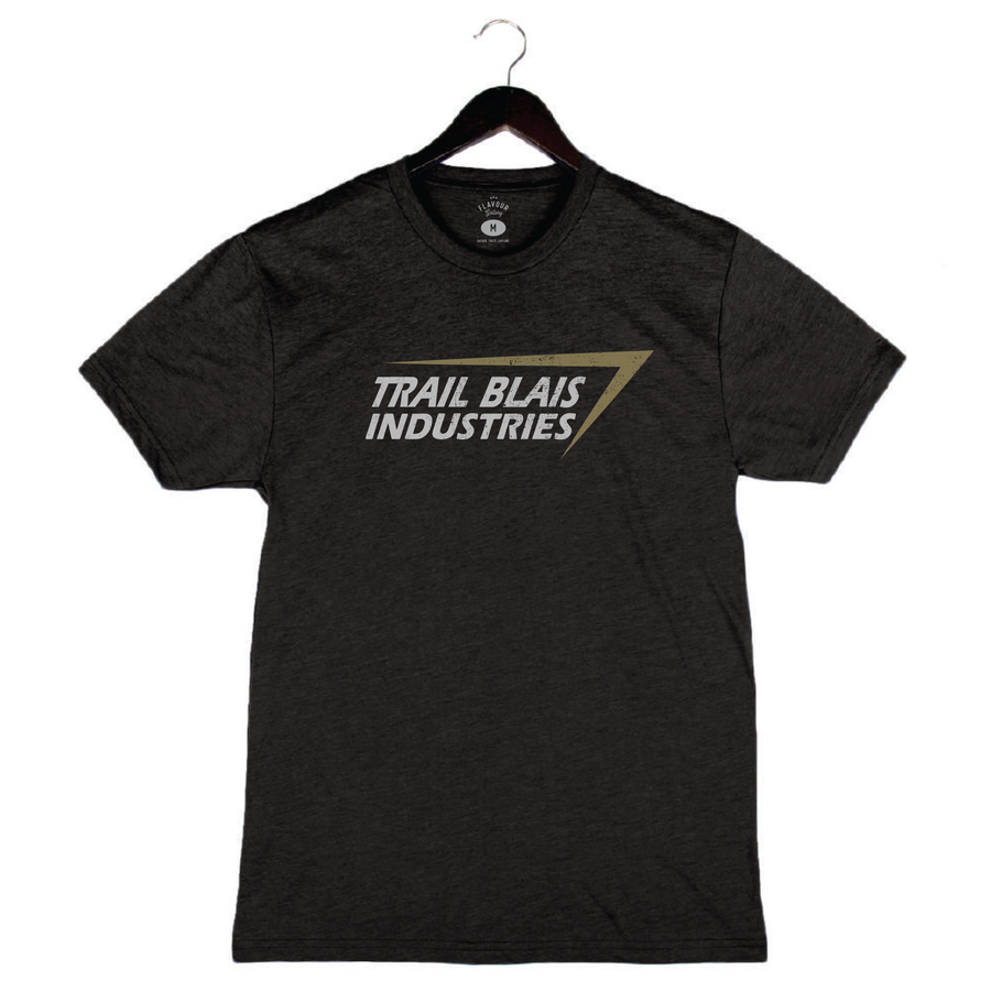Richard Blais - Trail Blais Industries - Unisex/Men's Crew - Black