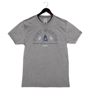 Fort Worth Food + Wine '19 - Fire - Men's/Unisex