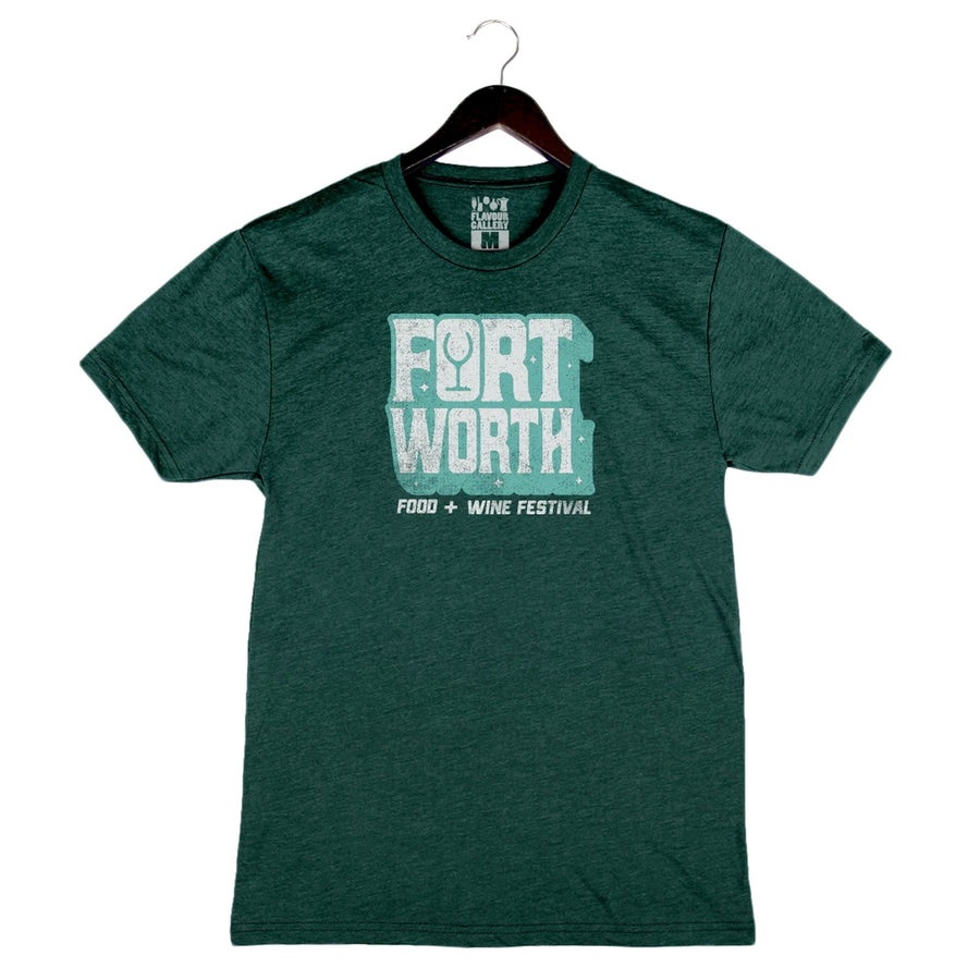 Fort Worth Food + Wine '19 - Horse Shoe - Men's/Unisex
