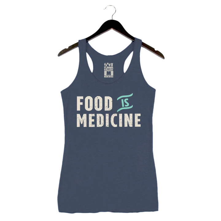 Food Is Medicine by Pete Evans - Women's Tank