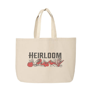 Heirloom Beach Tote Bag
