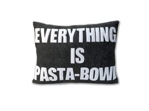 Everything is Pasta-bowl - Decorative Pillow