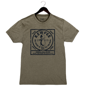 Weston's Kewpee Burger - Unisex Crew - Military Green