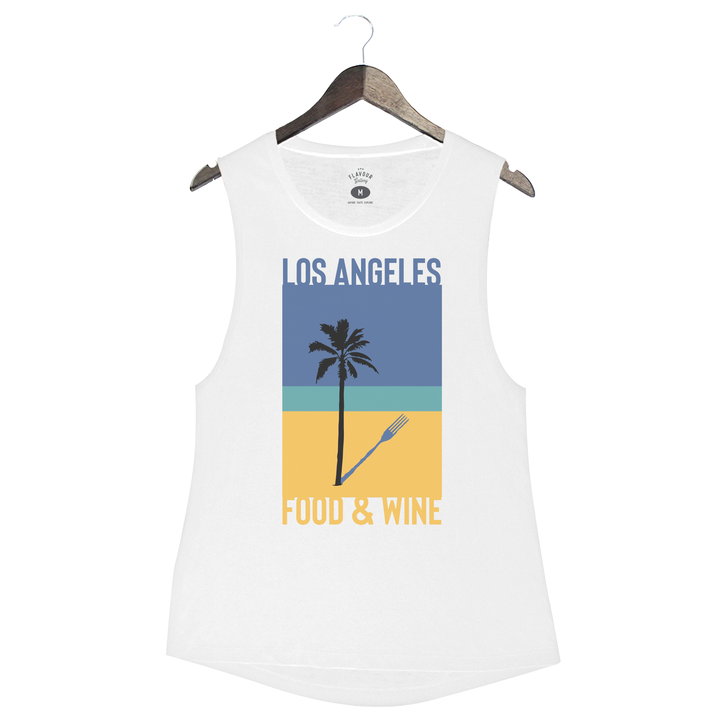 LAFW 2019 - Palm Tree - Women's Muscle Tank