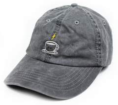 Coffee Bolt - Dad Cap