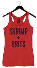 SHRIMP + GRITS - Women's - Tank