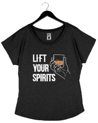 Lift Your Spirits - Women's Loose Top
