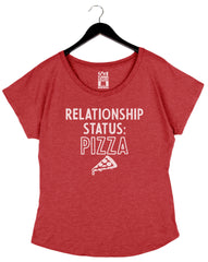 Relationship Status: Pizza - Women's Dolman