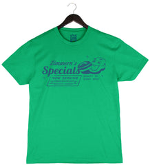 Andrew Zimmern - Zimmern's Specials - Men's Cotton T-Shirt