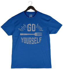 Andrew Zimmern - Go Fork Yourself - Men's Crew