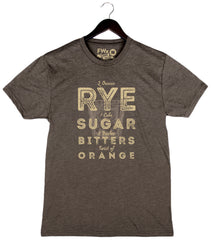 FWx - Old Fashioned - Men's Crew