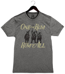 ONE FOR RUM AND RUM FOR ALL - Men's Crew