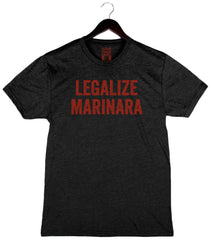 Legalize Marinara - Men's Crew