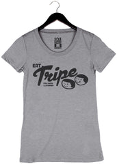 Chris Cosentino - Eat Tripe - Women's S/S T-Shirt