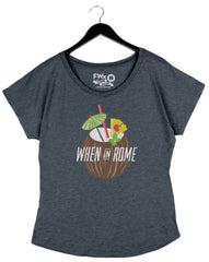 When In Rome - Women's Dolman