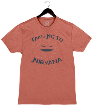 Nirvana Food & Wine '18 - Take me to Nirvana - Men's Crew