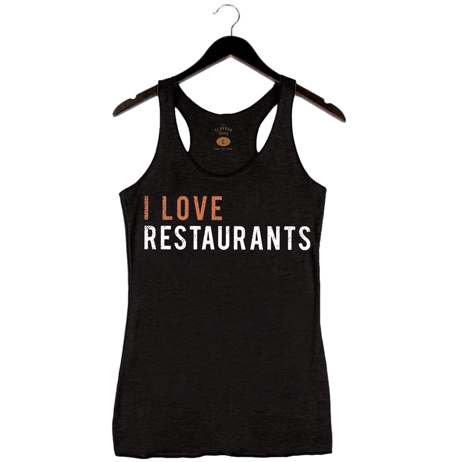 NYCWFF AT HOME - Limited Edition - Ladies Tank - Black