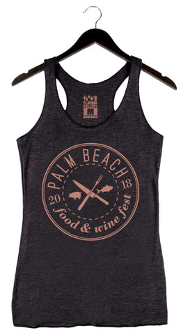 Palm Beach Food & Wine 2018 - Logo - Women's Tank