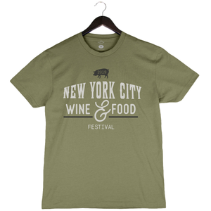 NYCWFF '19 - Pig - Unisex/Men's Crew - Heather Olive