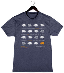 James Beard - Pork Quote - Men's Crew