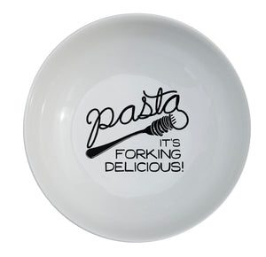 Forking Delicious - Classic Pasta Bowl
